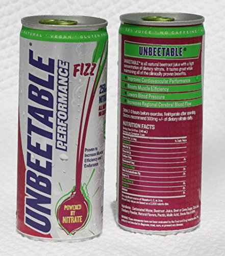 UNBEETABLE FIZZ ® - 8.4 oz can (case of 24)