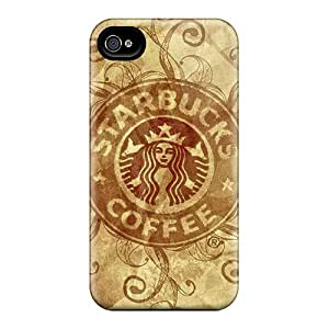 KimberleyBoyes Iphone 6 Protector Hard Phone Cover Support Personal Customs Stylish Starbucks Coffee Series [iMH3825eTyF]
