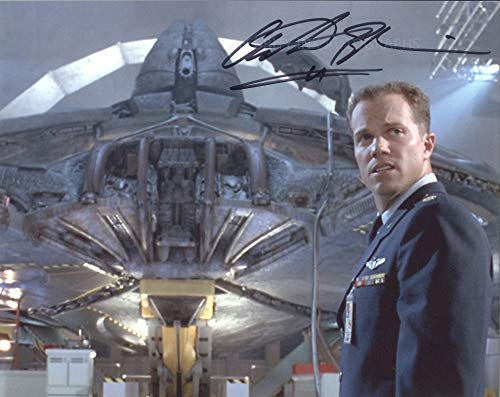 ADAM BALDWIN as Major Mitchell – Independence Day 8″x10″ GENUINE AUTOGRAPH