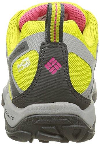 II Xcel Columbia Vert Peakfreak Low Outdry Basses Femme 367 Randonnée XCRSN Gingko Afterglow Chaussures de EZqtfpqrw