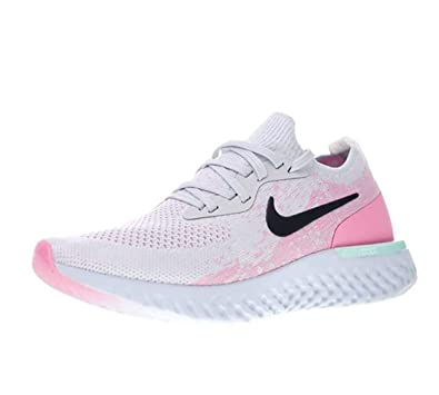 new product 14aeb 9d78c Image Unavailable. Image not available for. Color  Nike Men s Epic React  Flyknit Running Shoe ...