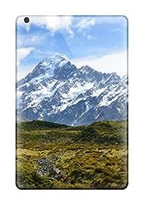 New Style Premium Durable Mountain Landscape Fashion Tpu Ipad Mini 2 Protective Case Cover