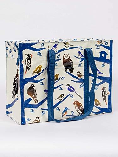 Blue Q Bags, Shoulder Tote, Birdland