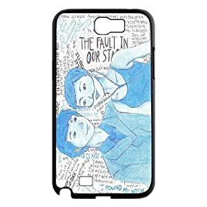 Wholesale Cheap Phone Case For Samsung Galaxy Note 2 Case -The Fault In Our Stars Pattern-LingYan Store Case 7