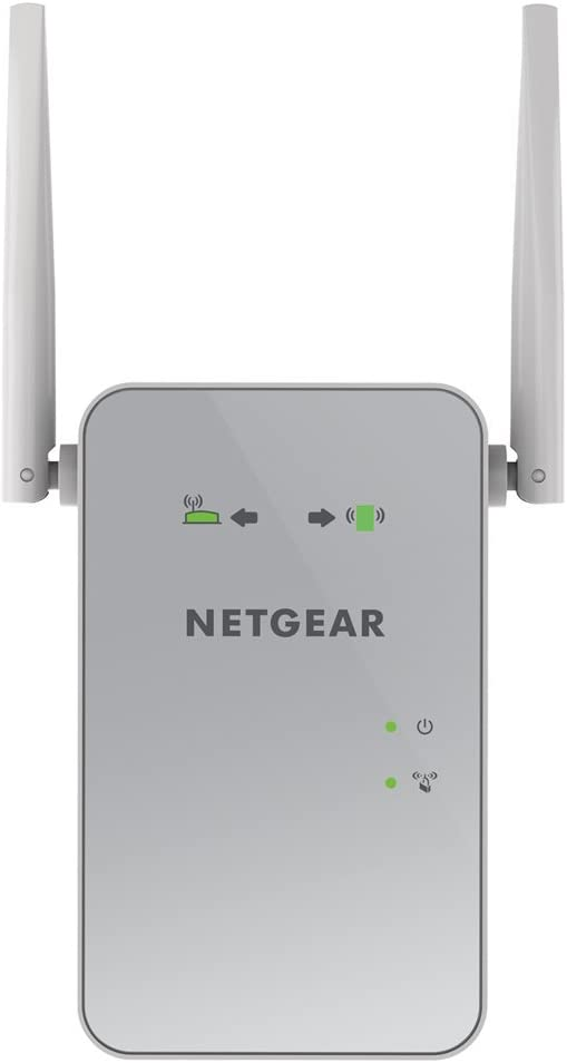 NETGEAR AC1200 WiFi Range Extender (EX6150-100NAS) (Renewed)