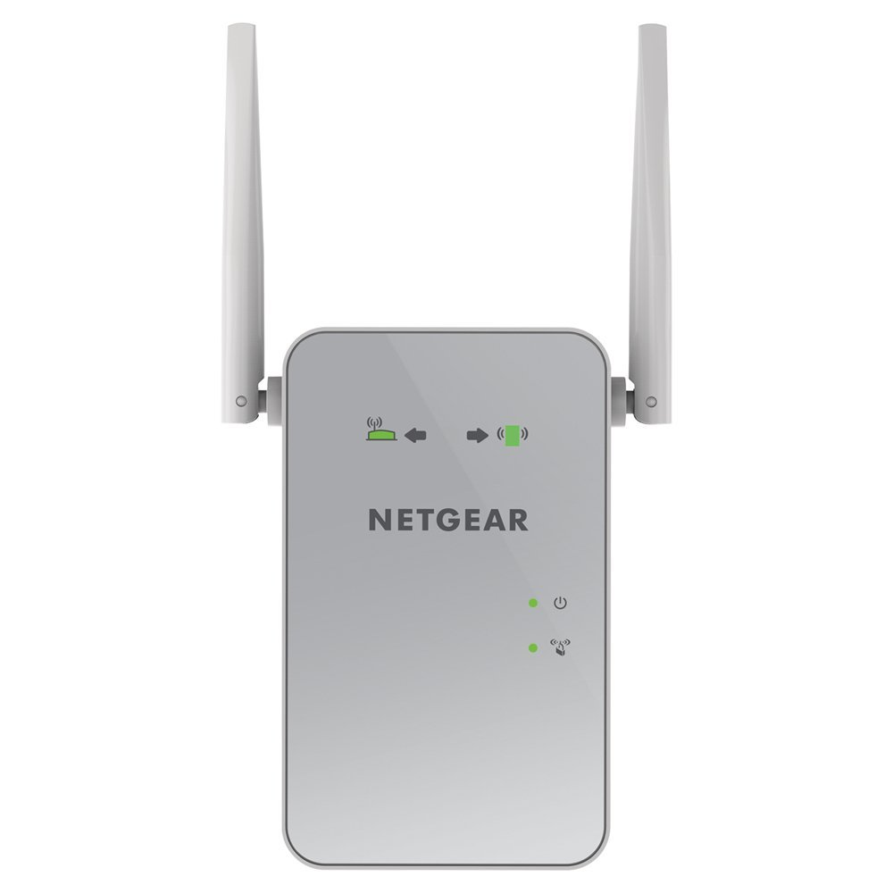NETGEAR AC1200 WiFi Range Extender (EX6150-100NAS) (Renewed) by NETGEAR