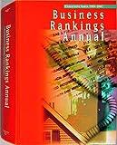 Business Rankings Annual Cumulative Index 9780787678401