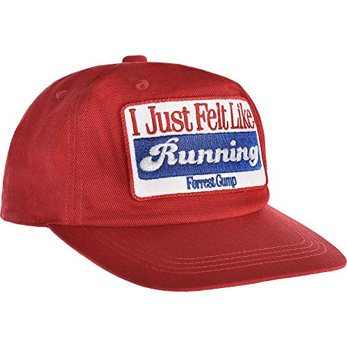 Party City Bubba Gump Hat Halloween Costume Accessory for Adults, Forrest Gump, Standard Size