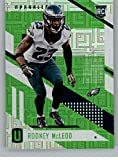 #2: 2017 Panini Unparalleled Lime Green #119 Rodney McLeod NM-MT Eagles