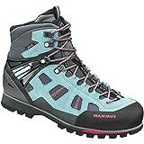 Mammut Ayako High GTX Backpacking Boot - Women's Dark Air/Magenta, 9.0