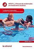 Rescate de accidentados en instalaciones acuáticas. AFDP0109 (Spanish Edition)