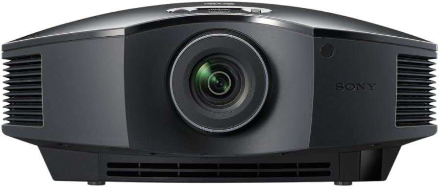 Sony VPL-HW40ES/B - VPL-HW40ES, Proyector 3D, Full HD, Negro ...