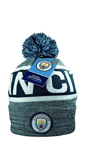 Manchester City F.C. Authentic Official Licensed Product Soccer Beanie – DiZiSports Store