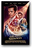 Amazon Price History for:The Greatest Showman Poster - Movie Promo 11 x 17 Hugh Jackman Faces