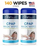 Care Touch CPAP Cleaning Mask WipesFor people sleeping or using a CPAP, BIPAP or any other PAP machines, it is important to constantly clean the machines and tubes to keep it sterile, germ and bacteria free. A person that sleeps approximately 6-8 hou...