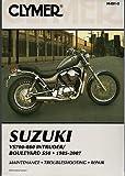 1985-2007 CLYMER SUZUKI VS700-800 INTRUDER & BOULEVARD S50 SERVICE MANUAL M481-5