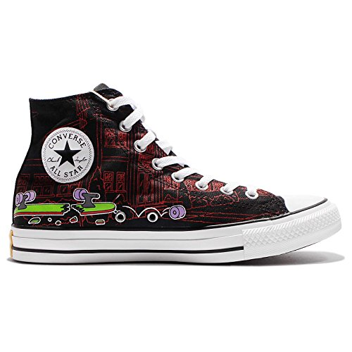 Converse Chuck Taylor All Star High Simpsons Sneaker 5.0 Us - 37.5 Eu