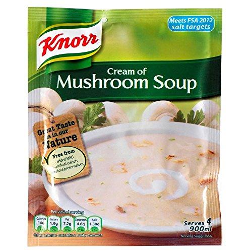 Knorr Cream of Mushroom Soup (82g) (Soup Knorr Mushroom)