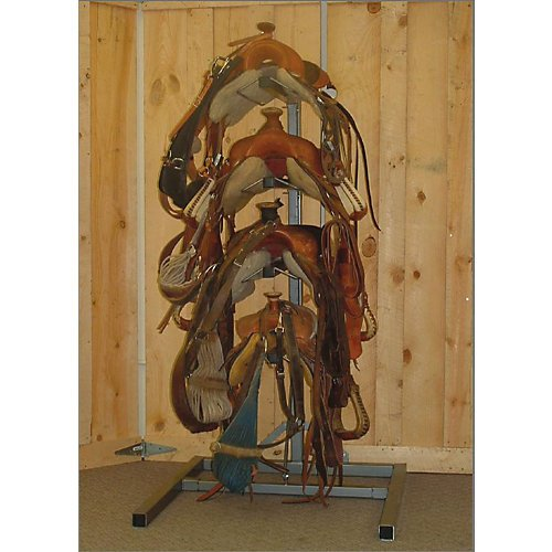 Equi-Racks Horseman 4 Saddle Rack by Equi-Racks (Image #1)