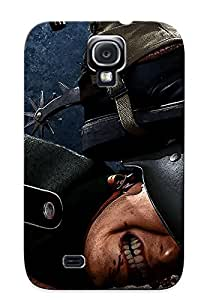 Tzyjpd-1601-xbrrlqj Exultantor Brothers In Arms Furious 4 Feeling Galaxy S4 On Your Style Birthday Gift Cover Case