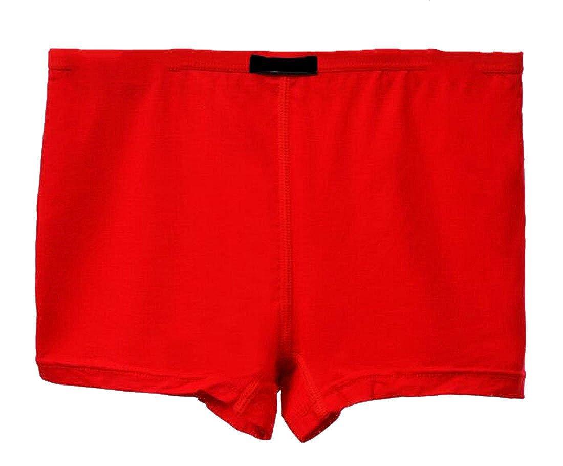 Cromoncent Women's 3-Pack Plus Size Cotton Underpants 内衣舒适 Summer Boxer Briefs