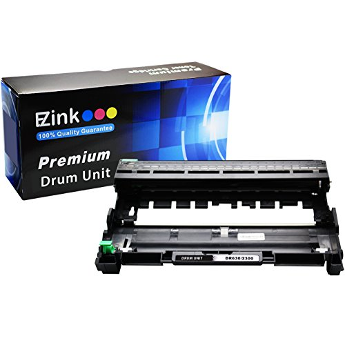 E-Z Ink (TM) Compatible Drum Unit Replacement for Brother DR630 (1 Black Drum Unit)