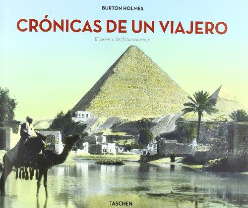 Descargar Libro Cronicas De Un Viajero Burton Holmes