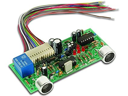 Velleman minikits ultraschall radar modul amazon computer
