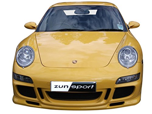 Porsche 997.1 GT3 -Front Grille Set - Black finish (2010 to 2012)