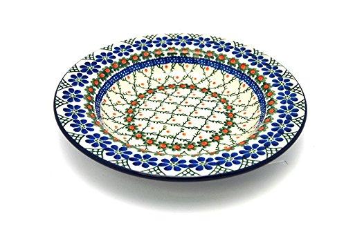 Polish Pottery Pasta Bowl - 1