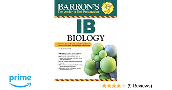 Amazon barrons ib biology 9781438003399 camilla c walck ph amazon barrons ib biology 9781438003399 camilla c walck phd books fandeluxe Gallery