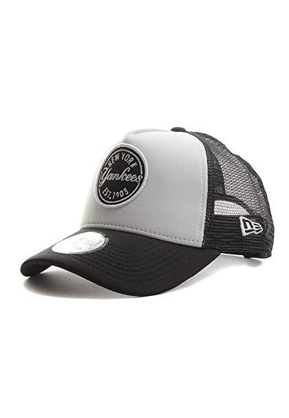 New Era MLB Emblem NY Yankees Gorra trucker: Amazon.es: Ropa y accesorios
