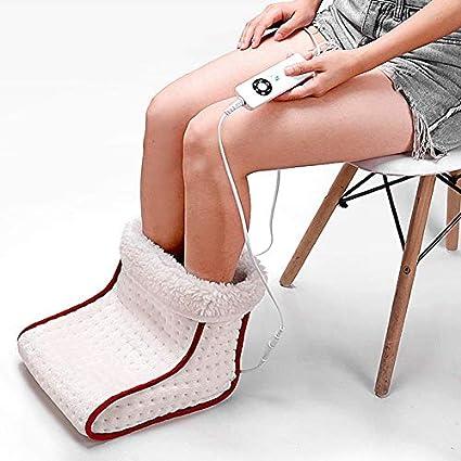 Amazon.com: Cojín térmico para calentar los pies, caliente ...