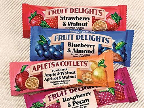 Fruit Delights Blueberry & Almond Bar 1oz