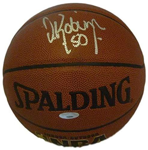 (David Robinson Autographed Basketball - 12939 - Tristar Productions Certified - Autographed Basketballs)
