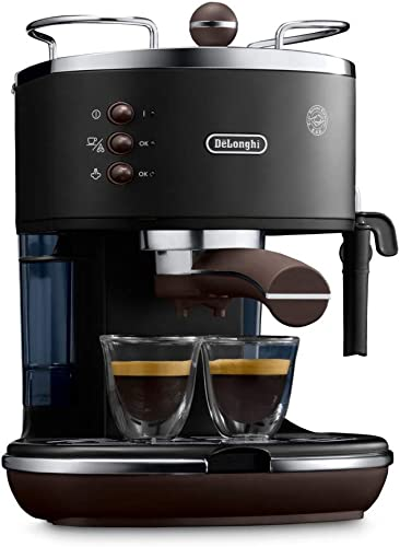 Espressomaschinen Angebote: DeLonghi Icona ECOV 311 Vintage