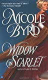 Widow in Scarlet, Nicole Byrd, 0425192091