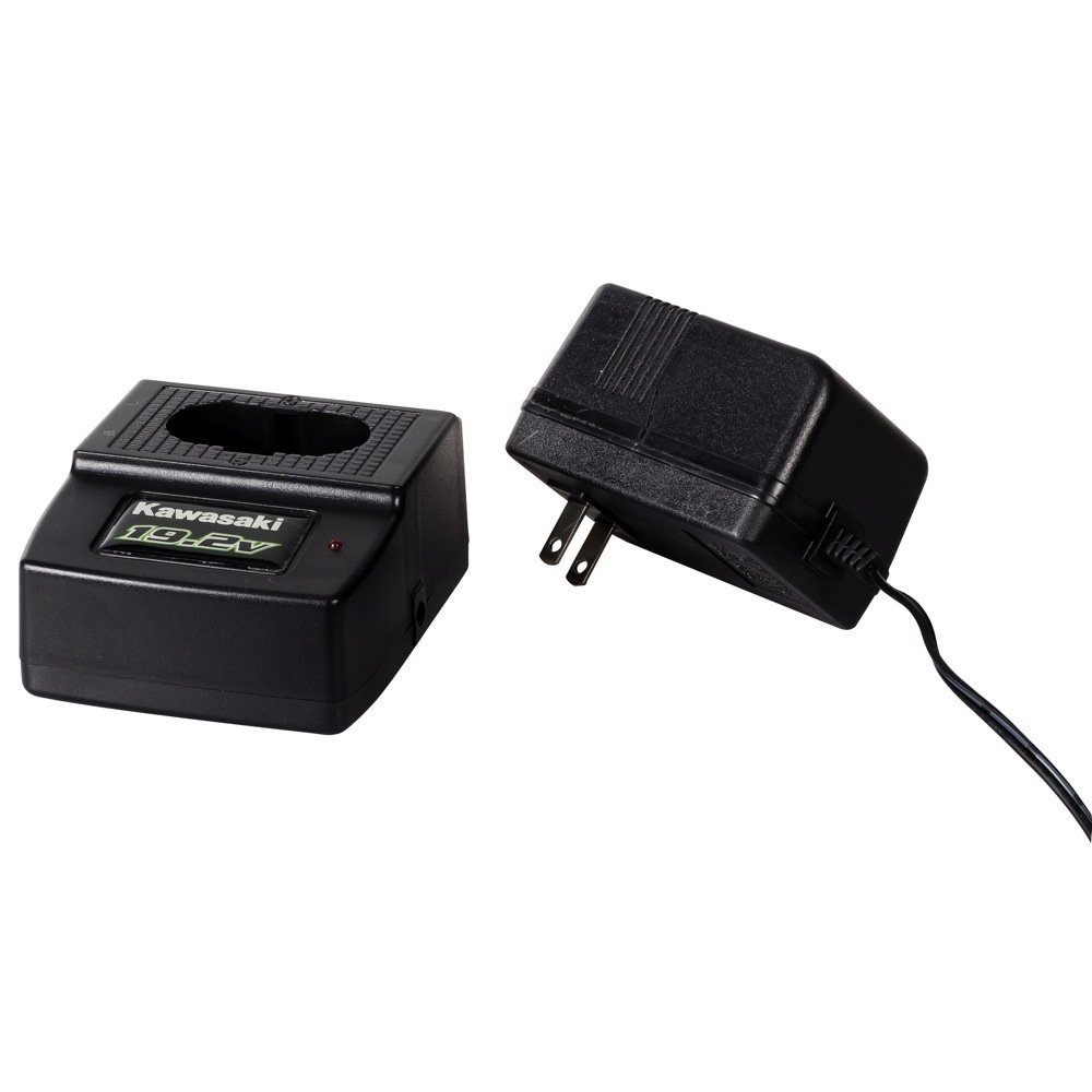 Kawasaki 570039 19.2-Volt Adapter and Charger