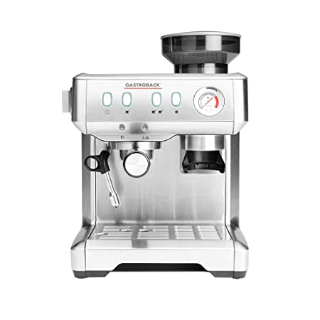 Gastroback 42619 Design Espresso Advanced Barista - Cafetera ...