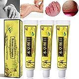 3pcs/Lot Chinese Herbal Eczema, Psoriasis Creams Dermatitis and Eczema Pruritus Psoriasis CEZUBEM Ointment