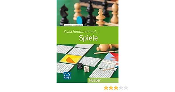 Zwischendurch mal: Zwischendurch mal Spiele - Kopiervorlagen: Renate ...