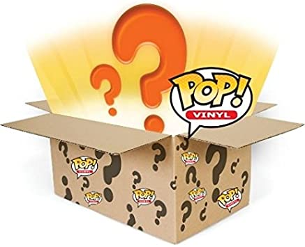 Funko POP! Mystery 6 Pack - Random Stylized Vinyl Figure Set NEW: Amazon.es: Juguetes y juegos