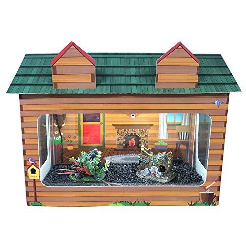 Boyd Glass - BOYD ENTERPRISES 112414 Cabin Tank House