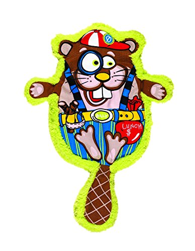 FATCAT Squeakazoids Dog Toy Multicolor product image