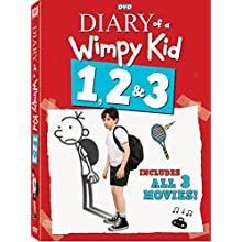 Diary Of A Wimpy Kid 1-3 Triple Feature (2017)