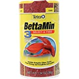 Tetra BettaMin Select-A-Food 1.34 Ounces, Fish Flakes, Variety Pack (Tamaño: 1.3 oz)