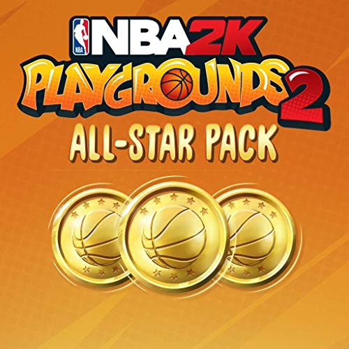 Nba Codes Jam - Nba 2K Playgrounds 2: All-Star Pack 16000 VC - PS4 [Digital Code]