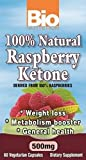 BIO NUTRITION INC, RASPBERRY KEYTONES,500MG, 60 VCAP