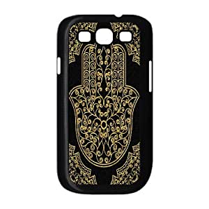 DDOUGS Hamsa Hand High Quality Cell Phone Case for Samsung Galaxy S3 I9300, Personalized Hamsa Hand Case