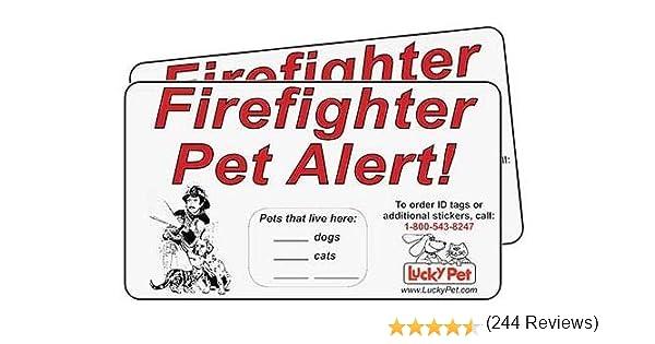 In Case Emergency, Rescue My Cocker Spaniel Label